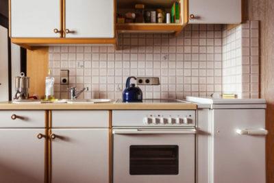 san diego kitchen dated needs repair