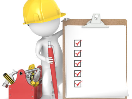 repair list home inspection contingency